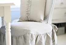 Shabby Chic Chairs / by A Pop of Pretty Blog