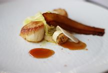 Dining | River Room / The River Room embodies the ethos of Galgorm in its menu and dishes offering a unique and memorable dining experience.  It is one of four Restaurants in Northern Ireland to be awarded 3 AA Rosettes for culinary excellence. Chef Jonnie Boyd creates dishes that are true to the ingredients, showcasing local artisan producers with menus that change daily.