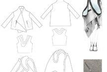 Flats & illustrations