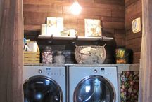 Laundry Room / by Mehgan Runion