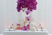 TABLE DECOR ~ EDITORIAL / Luxury Inspiration of the most beautiful table scape featured in #PerfectWeddingMagazine
