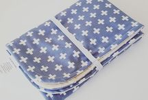 Baby Change Mats / baby change mats that have a waterproof backing for little mishaps