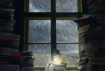 lectura y Lluvia