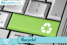 My Recyclebank Green Guide / by Megan Hall