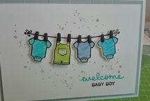 Ideen Baby Cards