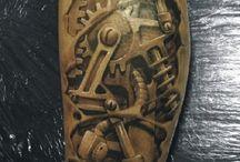 tattoo picior