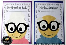 Grandparents / Crafts, activities, bulletin boards, fun foods, and ideas based around a grandparents theme.
