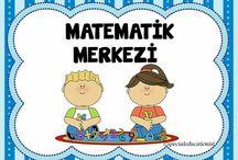 merkezler (:
