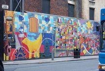 Murales // Decorative Walls / by Judith Rivero