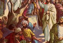 Jesus - friends of sinners