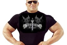 Bodybuilder Tee Shirt By Physique Bodyware / Checkout our NEW Victory Men's workout T-shirt on sale only 19.95-