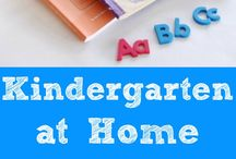 HOMESCHOOL / Let's do this! Ideas for curriculum, classroom, etc.  / by Elizabeth F.J.