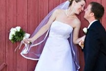 Vermont Weddings / The Red Clover in Mendon, Vermont is fabulously romantic.