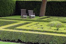 Garden/ Huys de Dohm