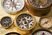 Mariner's Rose Compass