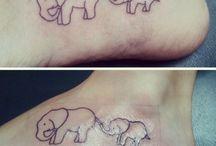 Tattooes I like / Non ne ho nemmeno uno ma semmai dovessi farne... Sono questi quelli che farei!!!