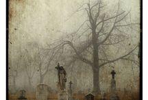 Graves/yards/stones / by Broken heart Shattered soul