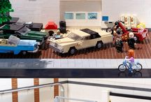 Lego Garage / Mechanic