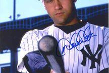 NY Yankees #1 / ❤️my love of sports & my favorite team...NYY! / by Jamie Hamrick