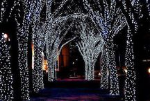 Holiday Exteriors / Light up the outside of your home with beautiful Christmas or festive holiday lights and decor! / by Walpole Outdoors