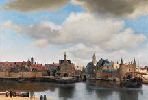 Johannes Vermeer / Delft 31/10/1632 - Delft 15/12/1675  Johannes van der Meer, Jan Vermeer, Jan Vermeer van Delft, Johannes Reyniersz. Vermeer