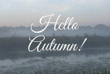 Autumn / Prachtige herfstfoto's