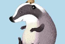 Badgers / by Jeri Petre