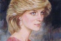 Princess Diana Artwork