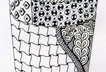 Artfully Nice: Zentangles