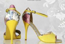 New Collection / Madreselva Tango Shoes unique and limit edition collection