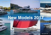 New Yacht Models 2017