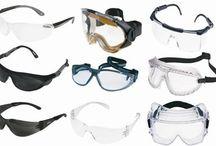 Proteccion Ocular / Lentes, caretas y todo las protecciones posibles para nuestro rostros y ojos