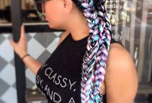 Color braids