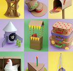 Crafts / Paper, scissors....glue!