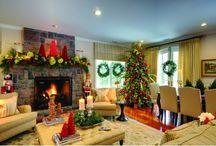 Christmas Season Holidays / Everything Christmas for your home and entertaining!