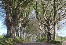 Game of Thrones / L'équipe d'Alainn Tours s'est rendu sur différents lieux de tournage de la série Game of Thrones en Irlande du Nord dans le cadre d'un repérage.