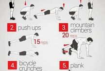 Get fit, be fit