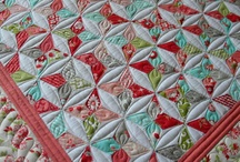 quilting / by Clyde Mcdonald