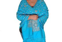 Shawls and Wraps