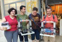 WORKSHOP P-MINIFAB / El fablab de la Universidad de Sevilla ha participado en el desarrollo, por parte de la empresa AD IMPACT, DE una impresora 3D de bajo coste y altas prestaciones y totalmente OPEN, la P-Minifab. El workshop 0 sobre la misma se ha desarrollado en nuestras instalaciones con una magnífica acogida.
