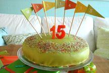 Birthdays / by Diana Moffo