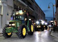 Κλείνουν και τα Τέμπη από την Κυριακή οι αγρότες