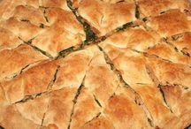 pies...bread.....