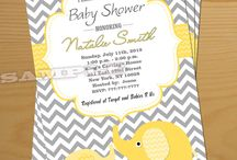 Baby Shower Invitations - Neutral
