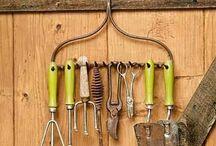 Gardening Tools Organiser