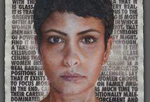 Gender painting