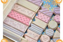 Rubber Stamps Ideas / by Marlene Bielawski