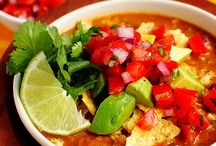 Scrumptious Soup / Recipes of soup