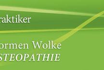 Osteopathie / Hier möchte ich Pins über Osteopathie, Osteopathen, Osteopathie Praxen, Andrew Taylor Still, Biodynamik, einfach  alles was mit dem Thema zu tun hat, sammeln. Angefangen mit: http://osteopathie-berlin-wolke.de/