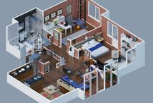 Floor Plans/Layouts / by DayDreamer93
